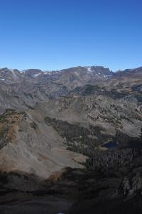 East side of Beartooth Pass