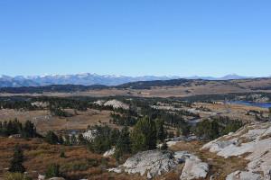 West Side Beartooth Pass
