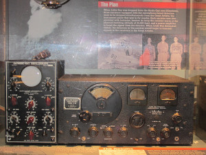 Radio and Oscilloscope